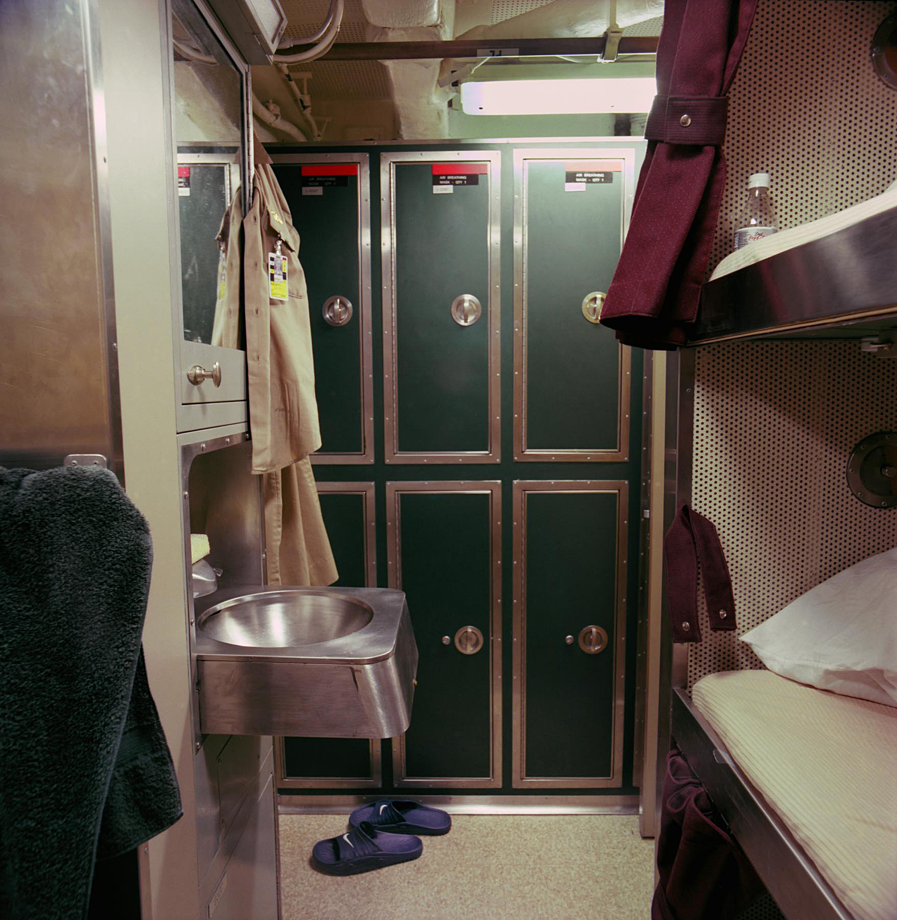 Officer's Bunk